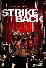 Strike Back Season 8